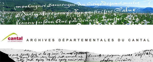 Archives du Cantal