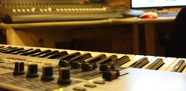 composition mixage audio