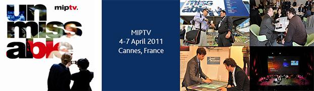 MIPTV : Cannes 2011