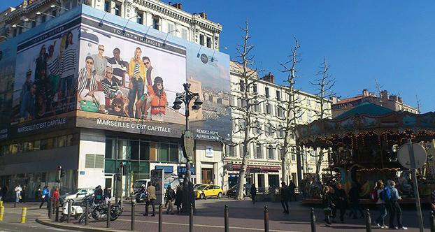 Canebière de Marseille
