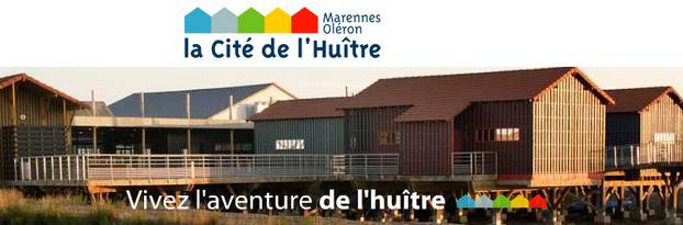 Cité de l'Huître à Marennes Oleron