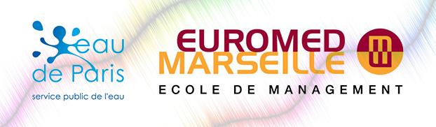 Eau de Paris & Euromed Marseille