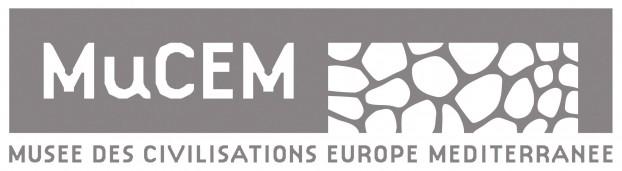 mucem noir et blanc logo