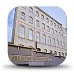 Bornes sonores - Archives de Marseille