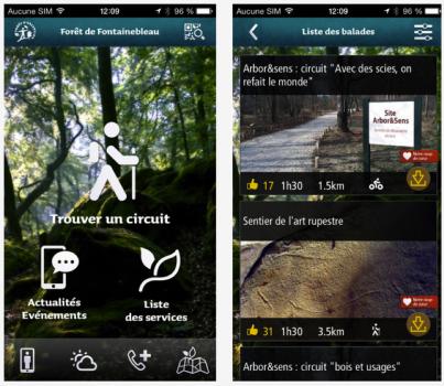 Onf - Image de l'app
