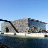 Musée : Fort Saint Jean au MUCEM à Marseille