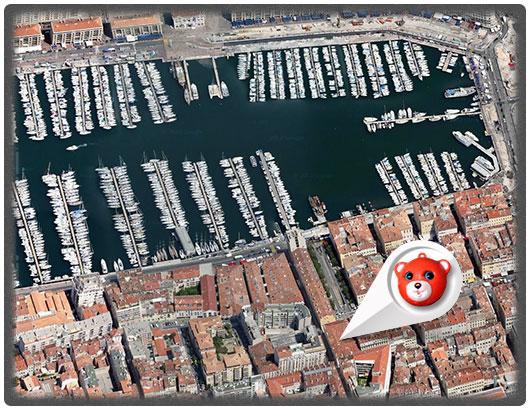 Plan Marseille